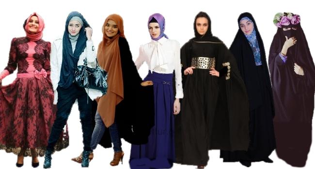 حجاب در تاریخ ملل جهان